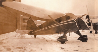 Gov. Trumbull's Stinson Reliant